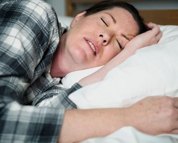 During The Process For Sleep Apnea Treatment